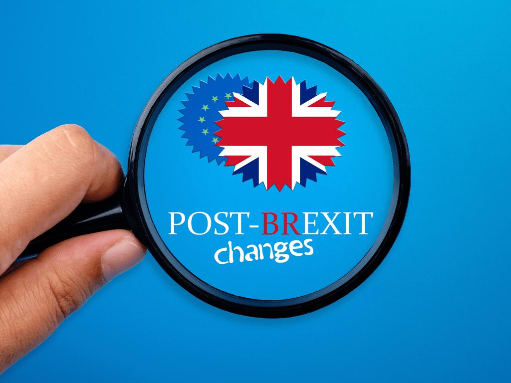 Post-Brexit-Changes