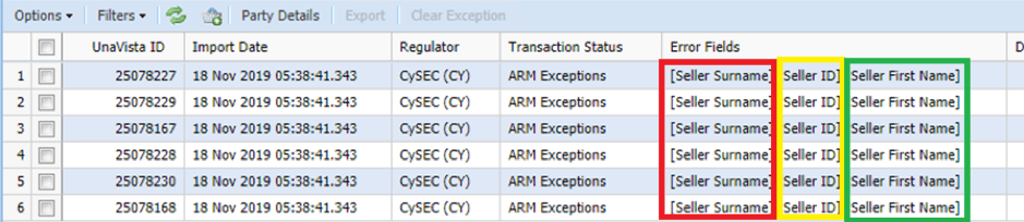 The 3 most common errors in MiFIR transaction reporting - Error 1