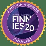 Fintech Finalist Badge 2020