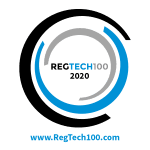 RegTech 100 Badge 2020