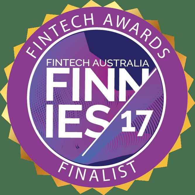 Fintech Finalist Badge 2017
