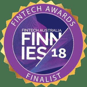 Fintech Finalist Badge 2018