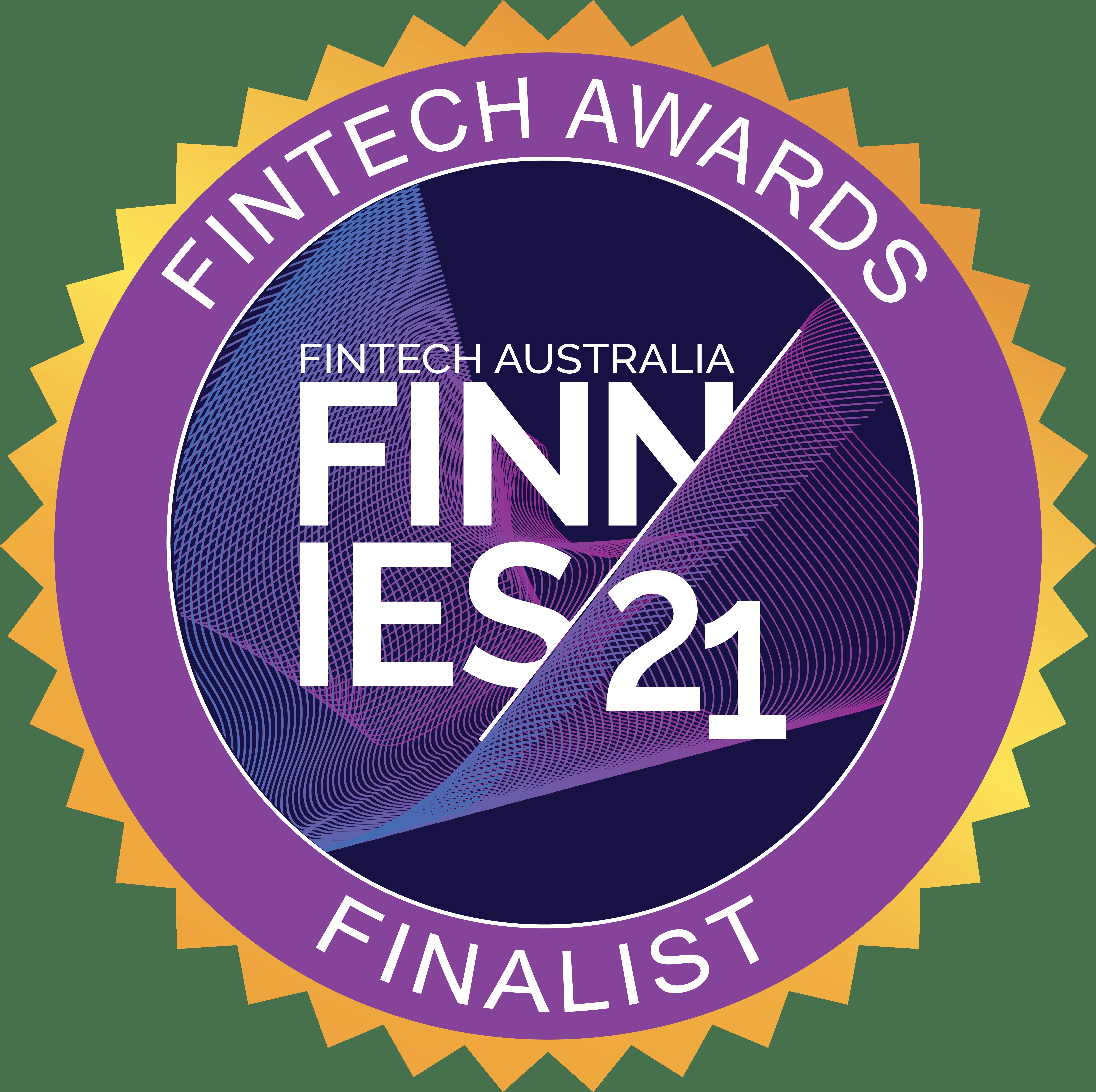 Fintech Finalist Badge 2021